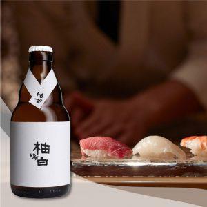 日本柚子白啤酒330ml(12入)